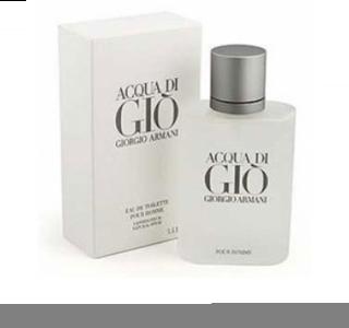 Se gosta de Acqua di Gio (Genérico nº4) Masculino 100ml