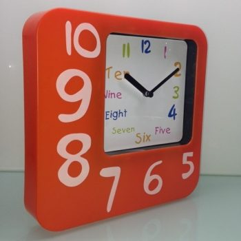 Relógio de parede Quadrati