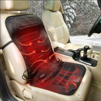 Capa para Assento de Carro com Aquecimento