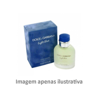 Se gosta de Light Blue Dolce & Gabbana (Genérico nº78) Masculino 30 ml