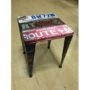 Banco / Mesa de apoio Vintage Plates 32 cm