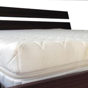 Colchão de Casal Viscoelástico Relaxante de Camomila