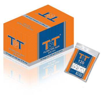 Filtros T&T 6mm