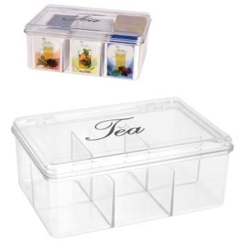 Caixa Organizadora de Chá