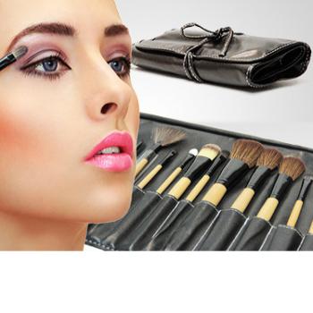 Kit de Maquilhagem Profissional – 24 peças