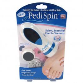 Pedi Spin – Esfoliante electrico para remover calos e pele morta