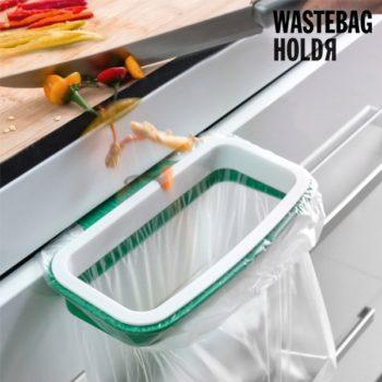 Suporte para Sacos de Lixo Wastebag HoldR!
