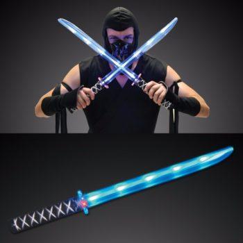 Espada Samurai LED
