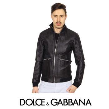 Blusão Dolce & Gabbana Preto