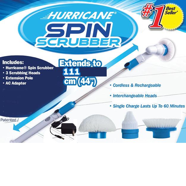 hurricane spin scrubber 4women. Black Bedroom Furniture Sets. Home Design Ideas