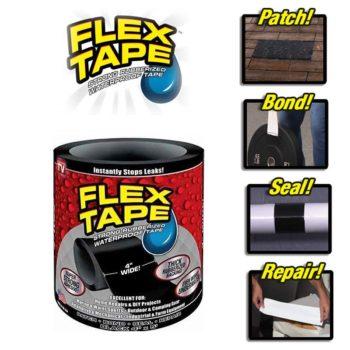 Flex Tape – Fita Super Resistente