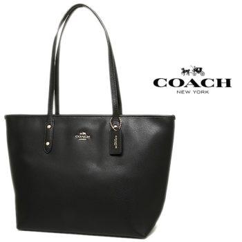 Mala Coach City Zip Tote Black