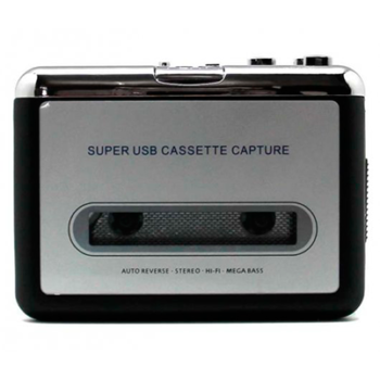 Conversor de Cassetes para MP3