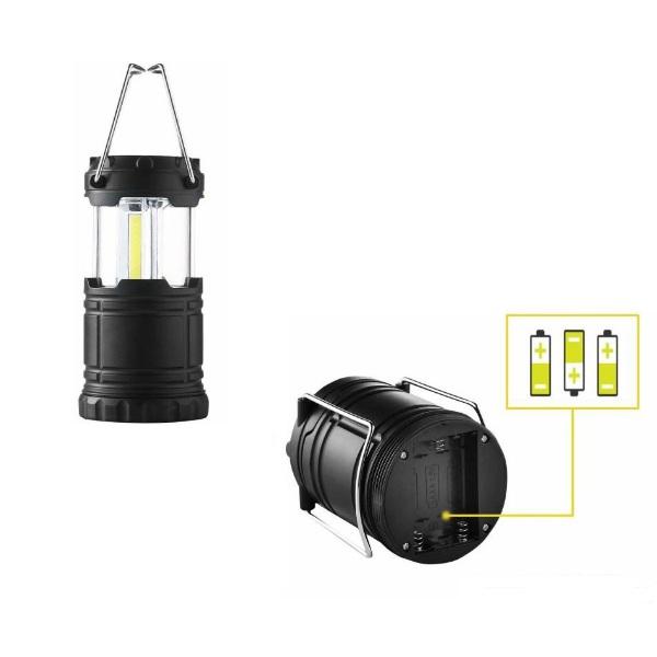 Lanterna LED Camping